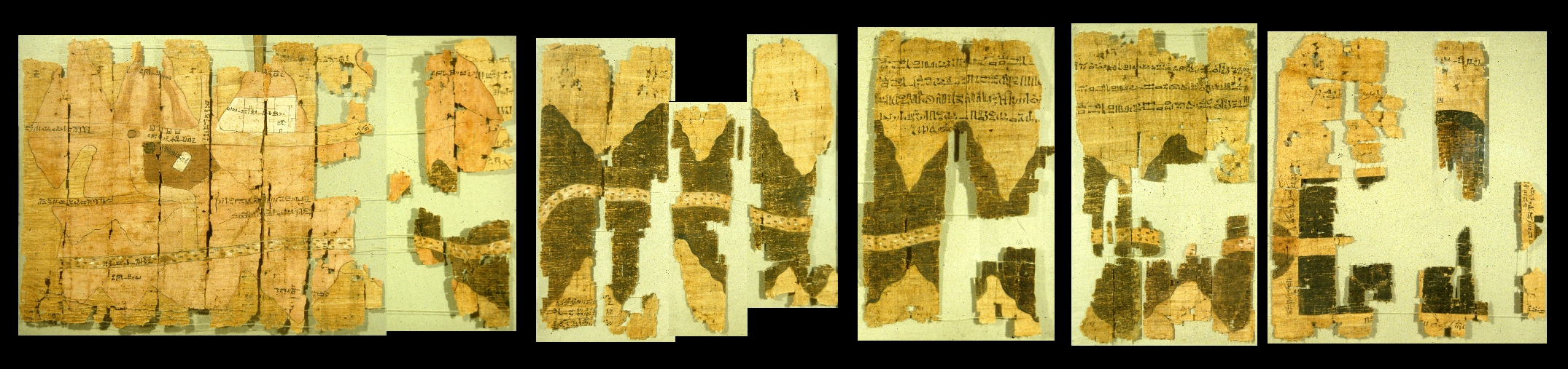 What is papyrus for the ancient world 27